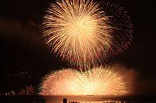 第64回諏訪湖祭湖上花火大会