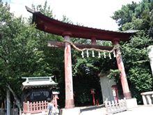 ファミマの戦略にはまりつつ鷲宮神社の旅