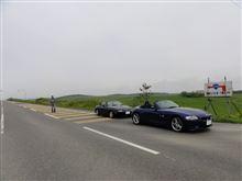 Z4Mとロードスターで1泊2日道東ドライブ♪(2012.8.4~5)