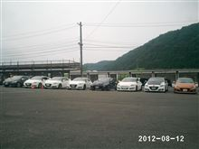 仙台ハイランドのサマーフェスタ 2012.8.12