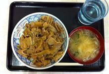 福島のイイ飯(その5)東北道上り安積PA 豚丼