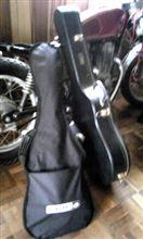 バイクとギター  封印!