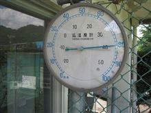 クソ暑い日には、 (^皿^)