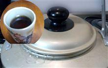 風呂上りに【煮えたぎった麦茶】 意外に爽快です ハマります