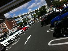 Audi大黒オフ参加'12.08