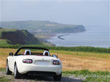 夏の北海道ロードスターの旅2012 2 オロロンライン北上編