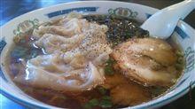 雲を呑む麺