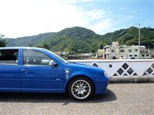 青GTIとなまこ壁の松崎町①