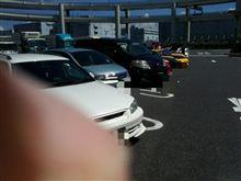久しぶりの大黒パーキング(^-^)