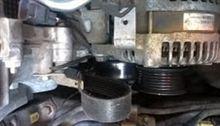 オルタブラシ交換&接点改善&ミッドベース用アンプの電源弄り