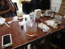 raku1222さん急襲!! COCOEでお茶会
