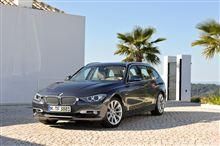 BMW 335i ツーリング・・・