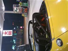 ガソリン↑↑→→→↓