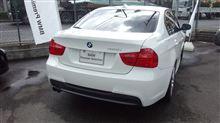 BMW 320i 試乗してきました。