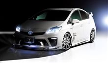 30PRIUS RearWing 『VersionⅡ』検討開始!!