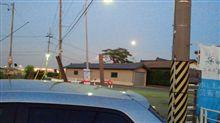 さぁ~、今宵は満月だ。月に向かって吠えてみよう......