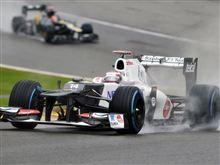 2012年・F1第二章スタート。
