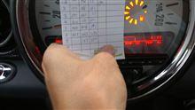 デジタル燃費計との戦い