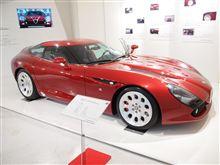 ALFA ROMEO TZ3ストラダーレ2号車 見てきました