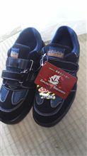安全靴って~(^^;)