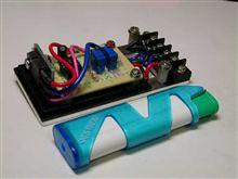 チャージクーラーポンプの電動化  そのⅣ ポンプコントローラー(制御装置)