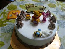 ケーキアイス