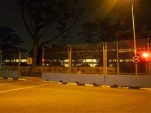 シンガポールF1GPの準備始まってた