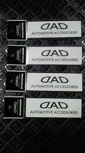 今日の お買い物 D.A.D ステッカー メタルラメ ブラック