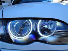LUXI E46 LED エンジェルアイ