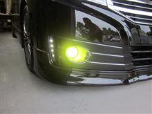 神奈川県 CAR-Fi (カーファイ) AUTO STEREO & SECURITY エルグランドのFOGをSMARTHIDです!