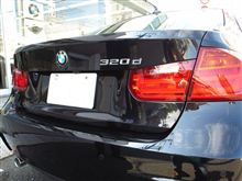 BMW F30 320d Mスポ 試乗記