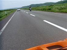 MINIとELISEで道北ドライブ(2012.8.12)