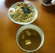 今日のつけ麺