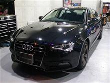 「VIPER(バイパー)施工例~Audi A5編