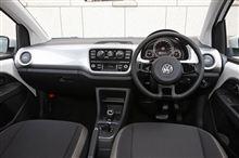 [ニューモデル]VW・UP! 149万円~ 欧州の軽自動車とは。