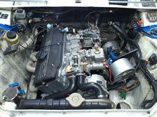 BMW2002 ☆ throttle全快。