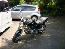 バイクでゴー!!