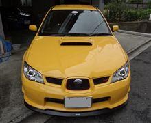 50台限定の珍しいお車です インプレッサ ガラスコーティング 大阪