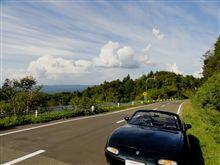 ロードスターで久々に万字峠(2012.9.22)