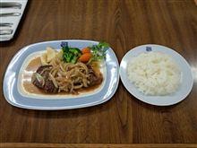 牛ロース肉生姜焼たまねぎ添え