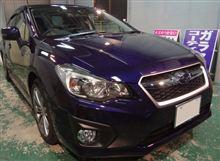 新車インプレッサに磨きキズが・・・ インプレッサ ガラスコーティング 大阪