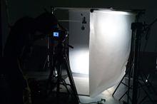 今日は新製品のスタジオ撮影行ってきました(^^♪