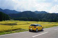 DS3 ドライブ to 南魚沼(大源太キャニオン周辺)