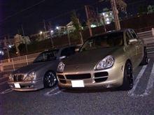 """金さん銀さん""""車高短""""オフ@神戸~♪"""