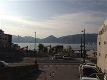 海峡の見える風景