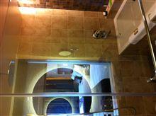 シティホテルの風呂とシャワー