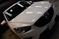 気になる大トルクディーゼルエンジン マツダ・CX-5のガラスコーティング【リボルト東京WEST】