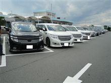箱根ツーリング(西湘PAのみ)&SUPER GT 第7戦