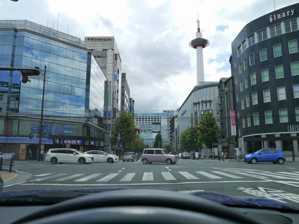 京阪神へドライブしてきました。
