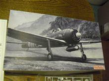 陸軍一式戦闘機 中島キ‐43Ⅱ 隼ニ型甲